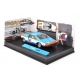 Collectible Michel Vaillant Miniature Car IXO Rush 1/43 (2008)
