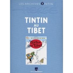 Les archives Tintin Atlas: Tintin au Tibet, Moulinsart (2010)
