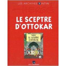 Les archives Tintin Atlas: Le Sceptre d'Ottokar, Moulinsart (2010)