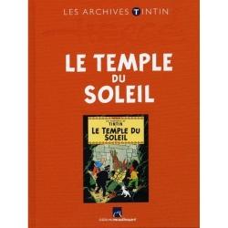 Los archivos Tintín Atlas: Le Temple du soleil, Moulinsart FR (2010)