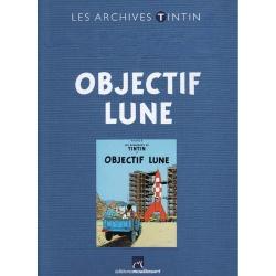 Les archives Tintin Atlas: Objectif Lune, Moulinsart (2010)