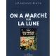 The archives Tintin Atlas: On a marché sur la Lune, Moulinsart FR (2010)