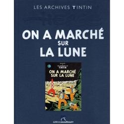 Los archivos Tintín Atlas: On a marché sur la Lune, Moulinsart FR (2010)