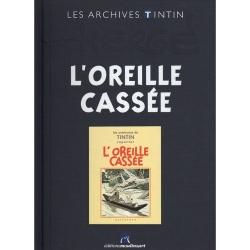 Les archives Tintin Atlas: L'Oreille cassée B/N, Moulinsart, Hergé FR (2013)