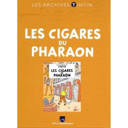 Les archives Tintin Atlas: Les Cigares du Pharaon, Moulinsart (2011)