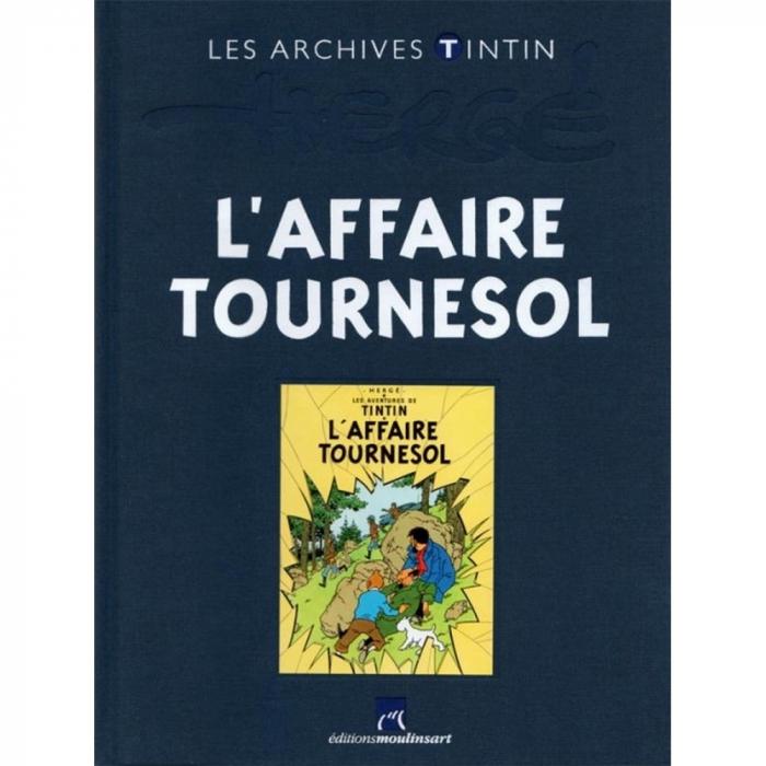 The archives Tintin Atlas: L'affaire Tournesol, Moulinsart FR (2011)