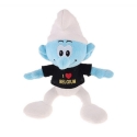 Soft Cuddly Toy Puppy The Smurfs: I Love Belgium 20cm (755340)
