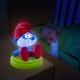 Luz nocturna LED móvil Los Pitufos (Papá Pitufo)