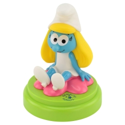 Glow Mobile LED Night Light The Smurfs (Smurfette)