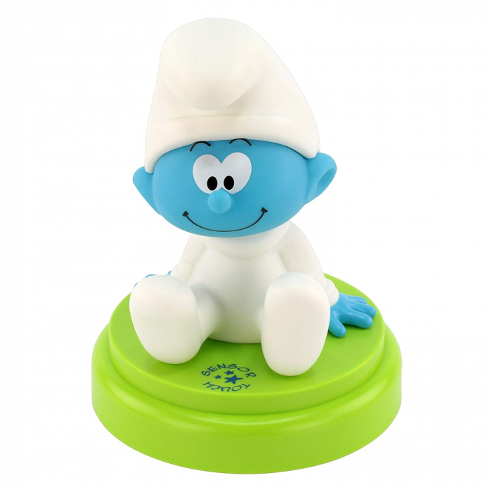 Glow Mobile LED Night Light The Smurfs (Baby Smurf)