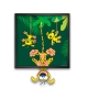 Collectible Frame Funky Frames Marsupilami, Palombie (50x50cm)