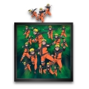 Collectible Frame Funky Frames Naruto, Multicloning (50x50cm)
