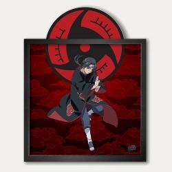 Collectible Frame Funky Frames Naruto, Sharingan (50x50cm)