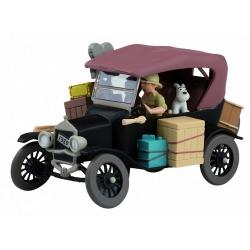 Voiture de collection Tintin au Congo La Ford T Noire Nº02 29502 (2012)