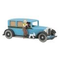 Collectible car Tintin in America The Taxi Checker 1929 Nº03 29503 (2012)
