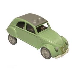 Voiture de collection Tintin, 2CV Citroën des Dupond et Dupont Nº29 29518 (2013)
