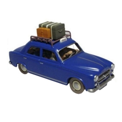 Collectible car Tintin, the Moulinsart Taxi Nº22 29572 (2013)