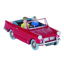 Voiture de collection Tintin, la Triumph Herald des touristes Nº19 29575 (2013)