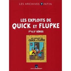 Les archives Tintin Atlas: Les Exploits de Quick et Flupke 1/2 (2013)