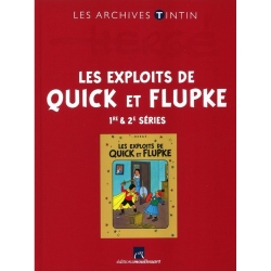 The archives Tintin Atlas: Les Exploits de Quick et Flupke 1/2 FR (2013)