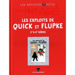 Les archives Tintin Atlas: Les Exploits de Quick et Flupke 3/4 (2013)