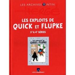 The archives Tintin Atlas: Les Exploits de Quick et Flupke 3/4 FR (2013)