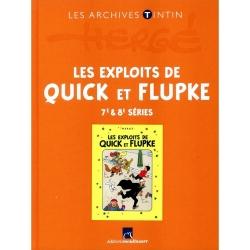 Les archives Tintin Atlas: Les Exploits de Quick et Flupke 7/8 (2013)