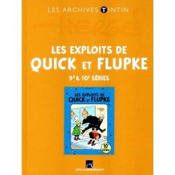 Les archives Tintin Atlas: Les Exploits de Quick et Flupke 9/10 (2013)