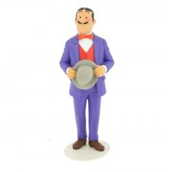 Figurine de collection Tintin Séraphin Lampion Moulinsart 25cm 46013 (2019)