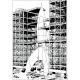 Posters à colorier Tintin Objectif Lune 24330 (70x100cm)