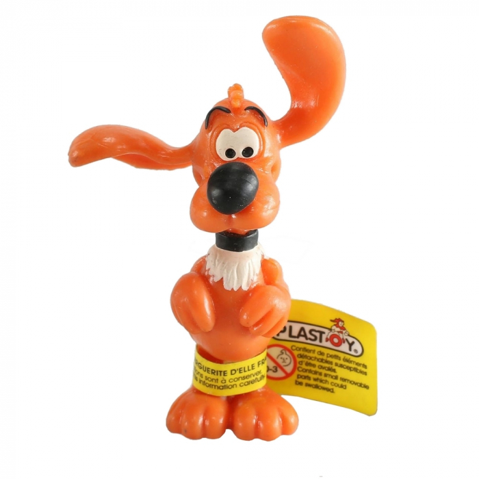 Collectible figurine Plastoy Billy and Buddy, Billy Cocker Spaniel 65202 (2001)