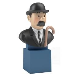 Buste de Tintin: Dupont Moulinsart PVC 7,5cm 42492 (2017)