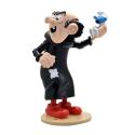 Figurine de collection Pixi Gargamel et le Schtroumpf prisonnier 6458 (2020)