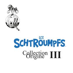 11 figurines de collection Pixi Les Schtroumpfs Origine III + Présentoir (2020)