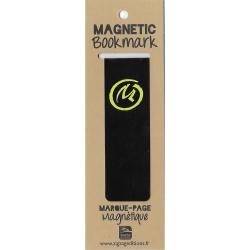 Marcapáginas magnético Blake y Mortimer, La Marca Amarilla (25x80mm)