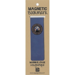 Magnetic Bookmark Blake and Mortimer, HO ! (25x80mm)