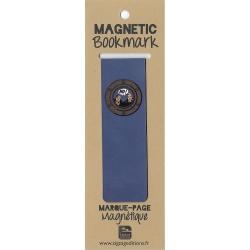 Marcapáginas magnético Blake y Mortimer, HO ! (25x80mm)
