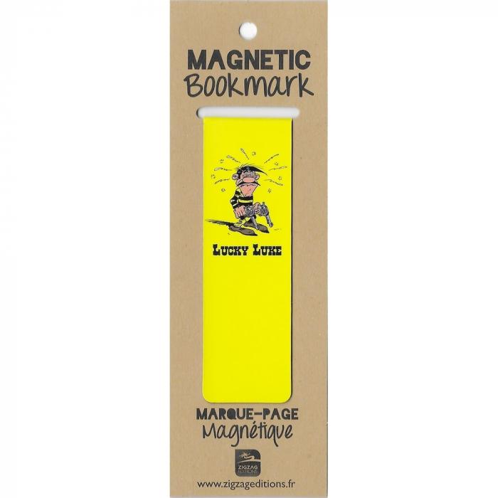Marque-page magnétique Lucky Luke, Joe Dalton (25x80mm)