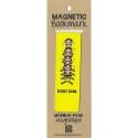 Magnetic Bookmark Lucky Luke, Dalton Brothers (25x80mm)