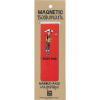 Magnetic Bookmark Lucky Luke ready to shoot (25x80mm)