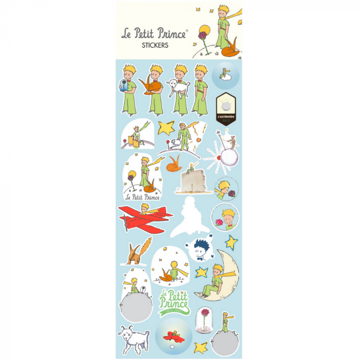 Board of stickers The Little Prince 31x11cm (FSLL01)