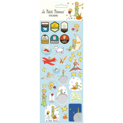 Board of stickers The Little Prince V2 (31x11cm)