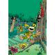 Aimant magnet décoratif Marsupilami, Jeux de famille (55x79mm)