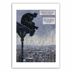 Poster affiche offset Blacksad, Nightwatch (28x35,5cm)