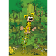 Postcard Marsupilami, Jump for joy (10x15cm)