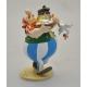 Figura de colección Pixi Asterix, Obelix y su canasta de comida 2353 (2020)