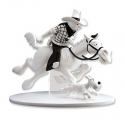 Collection figurine Tintin in America Cowboy Hors-Série N°2 42169 (2014)