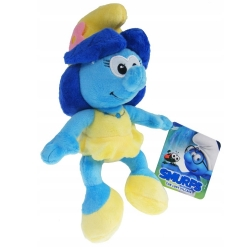 Soft Cuddly Toy Puppy The Smurfs: The Blossom Smurfette 20cm (755619)