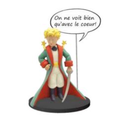 Figura de colección Plastoy El Principito en traje de gala 66608 (2020)