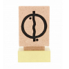 Figura de colección Tintín, el signo de Kih-Osk Moulinsart 20cm 46017 (2020)